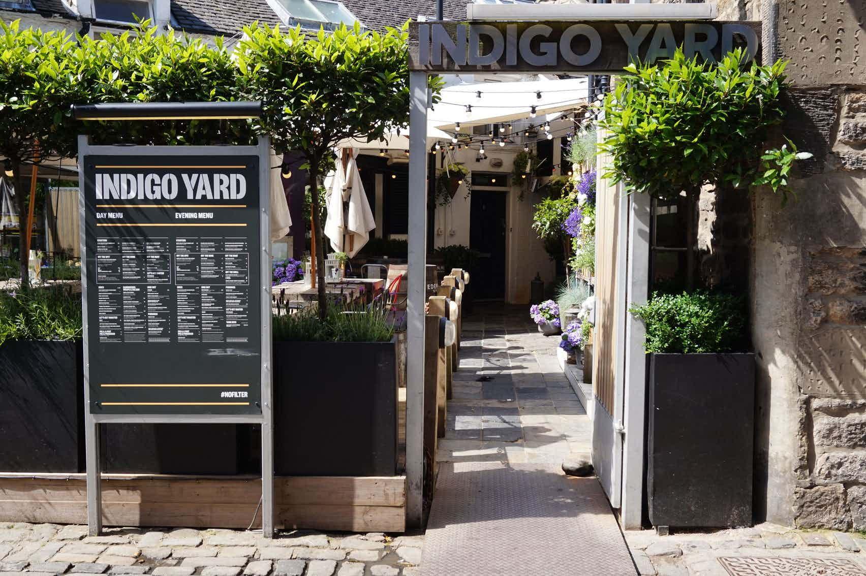Exclusive full Private hire, Indigo Yard