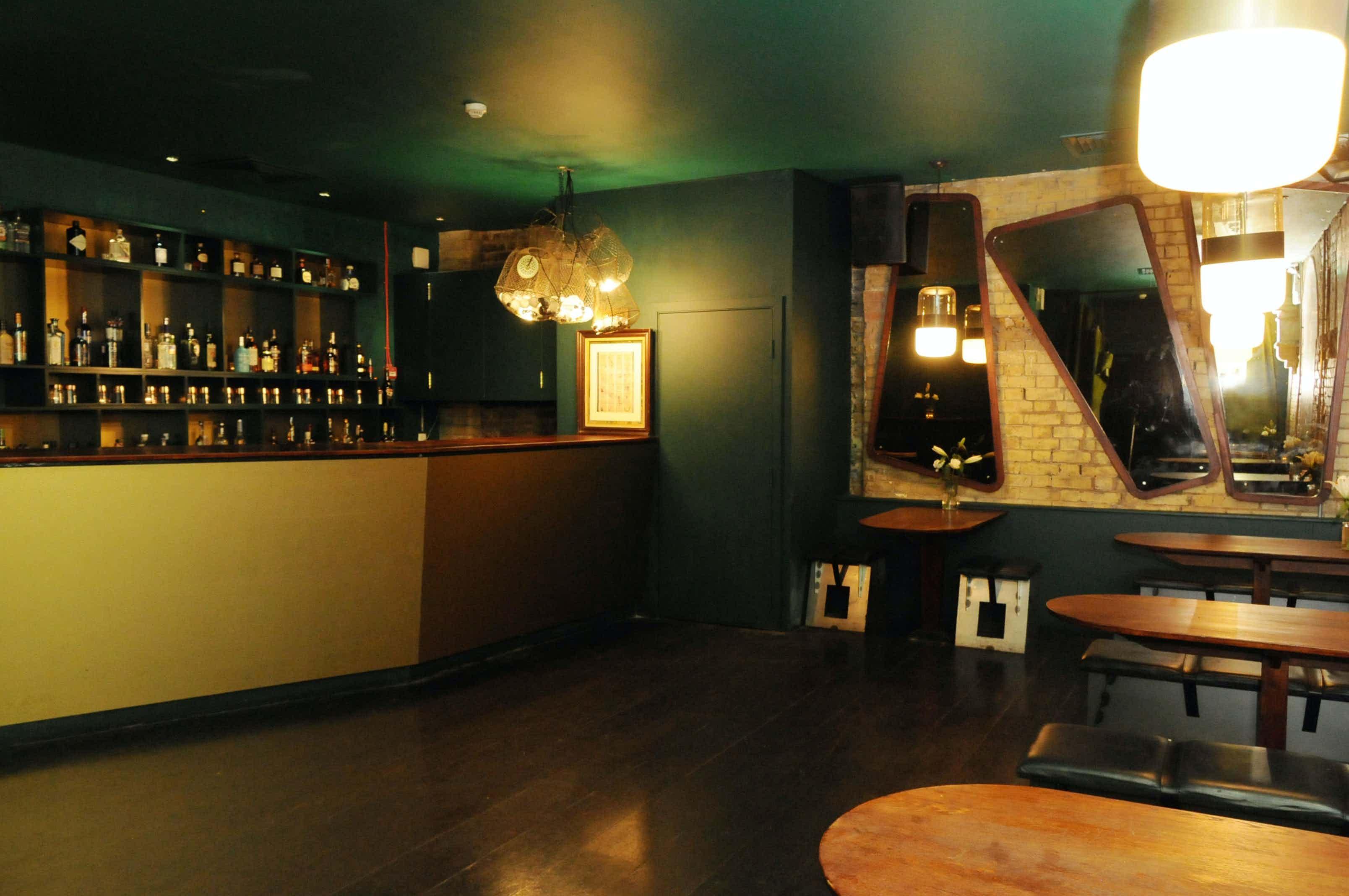 Green Bar (function bar), Oslo Hackney