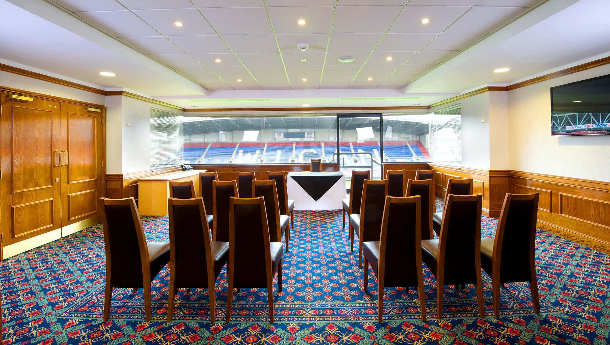 Dave Whelan President's Suite, The DW Stadium