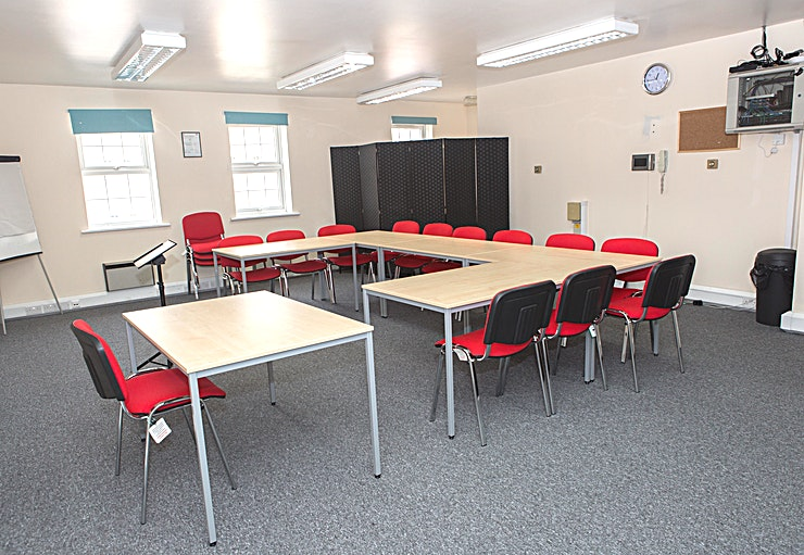 Conference Training Room **Chinite Resourcing is offering a large meeting room space at an affordable price perfect for businesses organising meetings, presentations, workshops, training classes and seminars.**