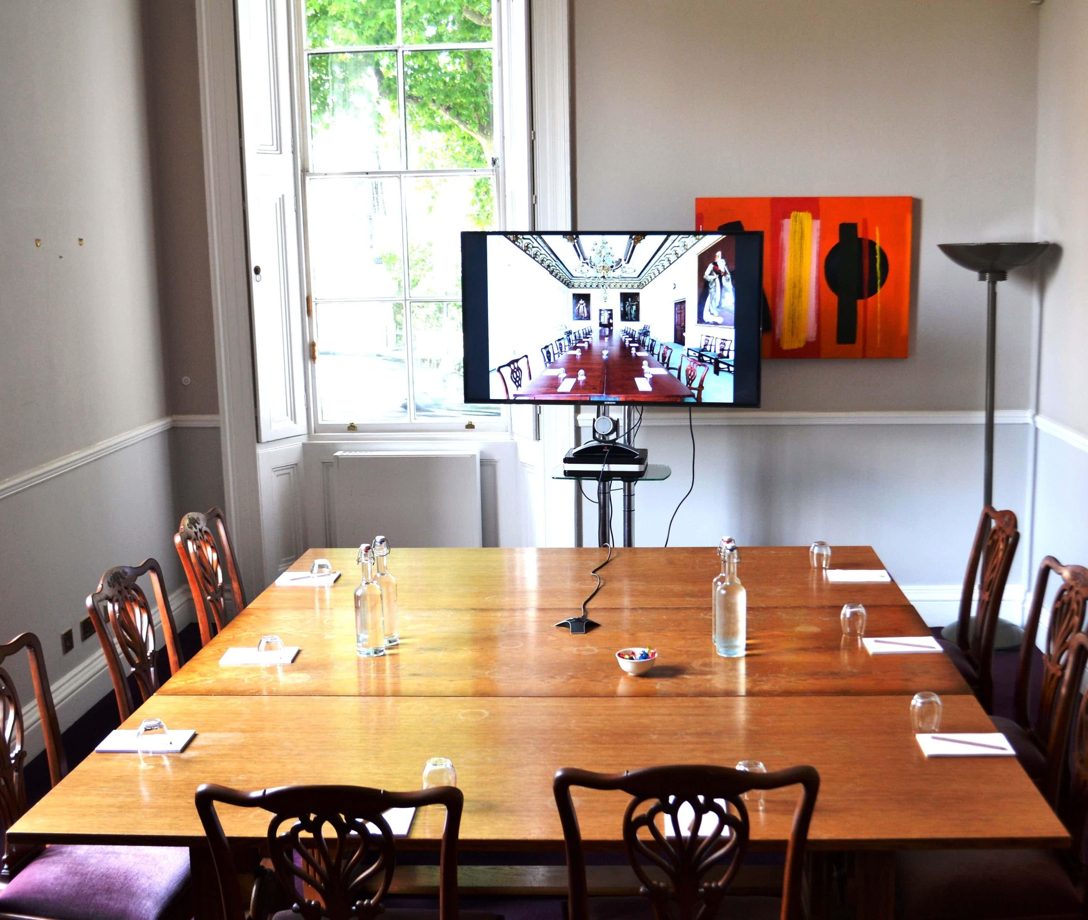 Marks Room, {10-11} Carlton House Terrace