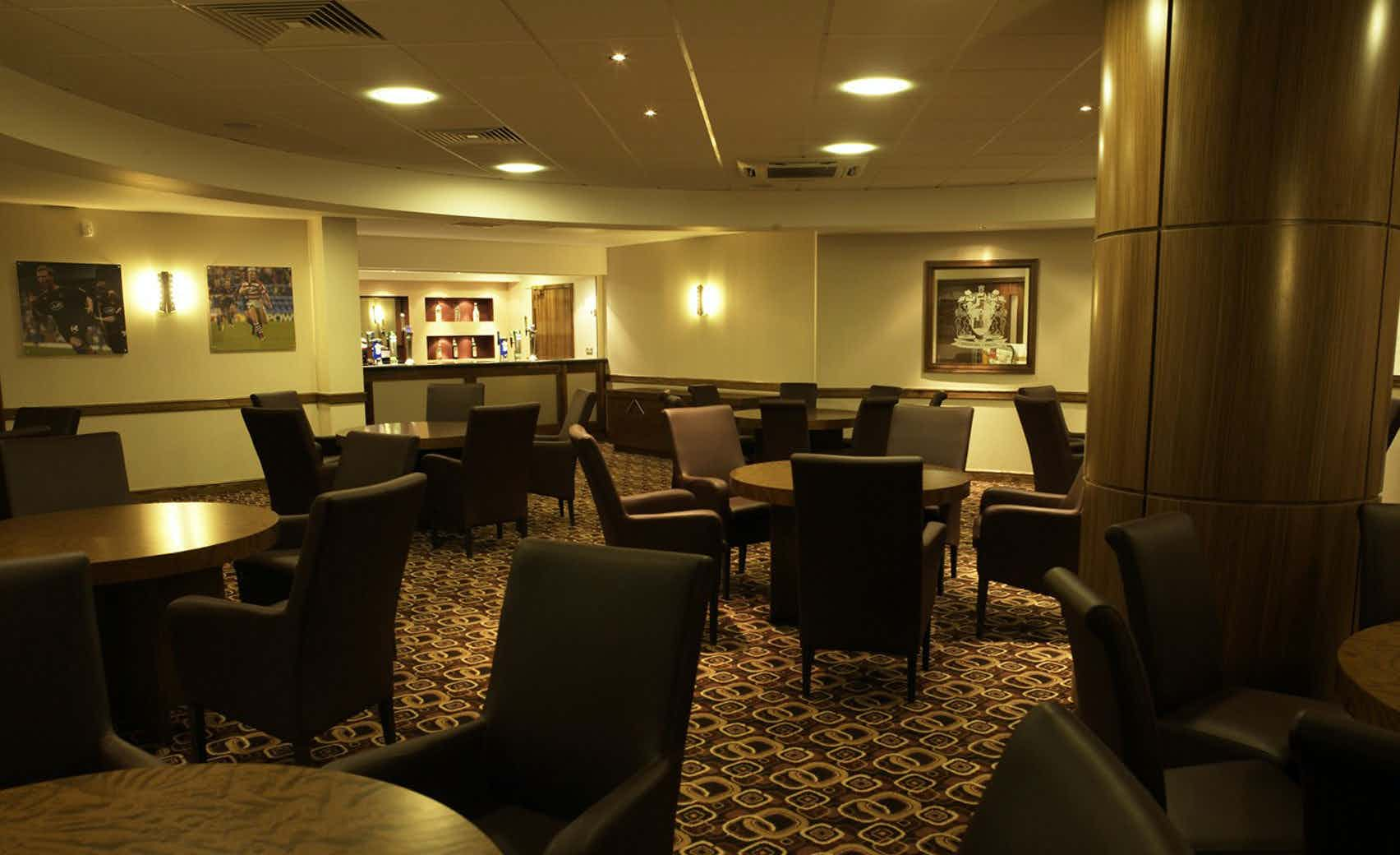 Player's Lounge, The DW Stadium