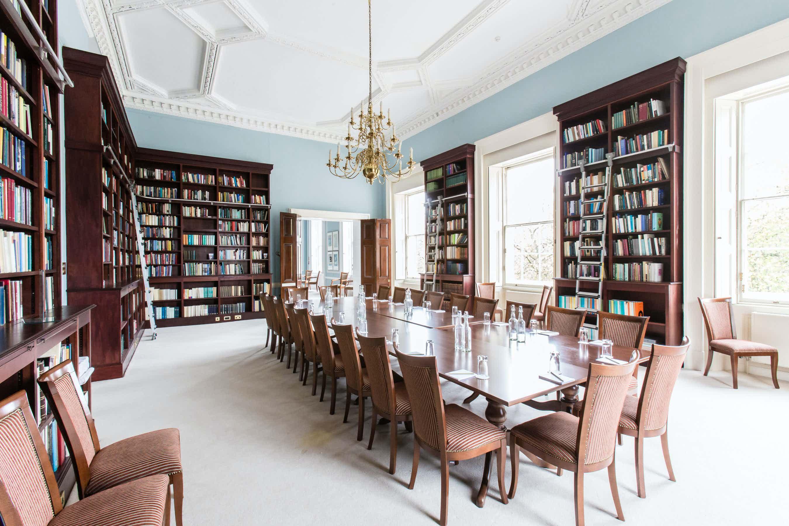 Lee Library, 10-11 Carlton House Terrace