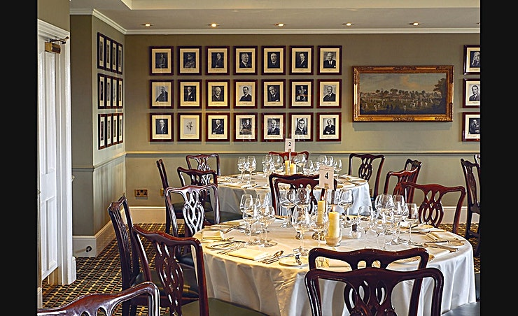 Committee Dining Room **Welcome to the Committee Dining Room at the Lord's Cricket Ground for one of the best options for dining venue hire London has to offer!** 