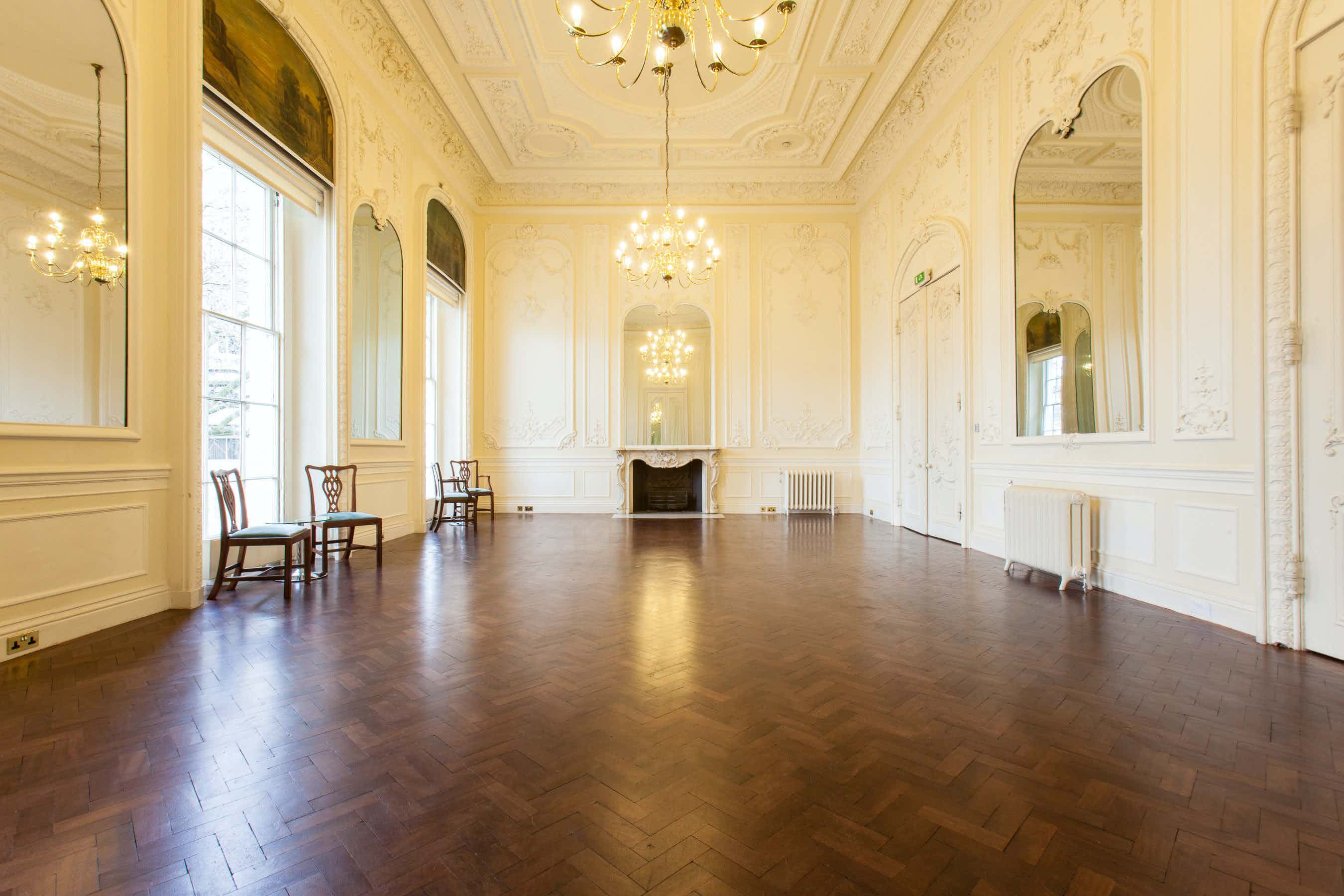 Music Room, {10-11} Carlton House Terrace