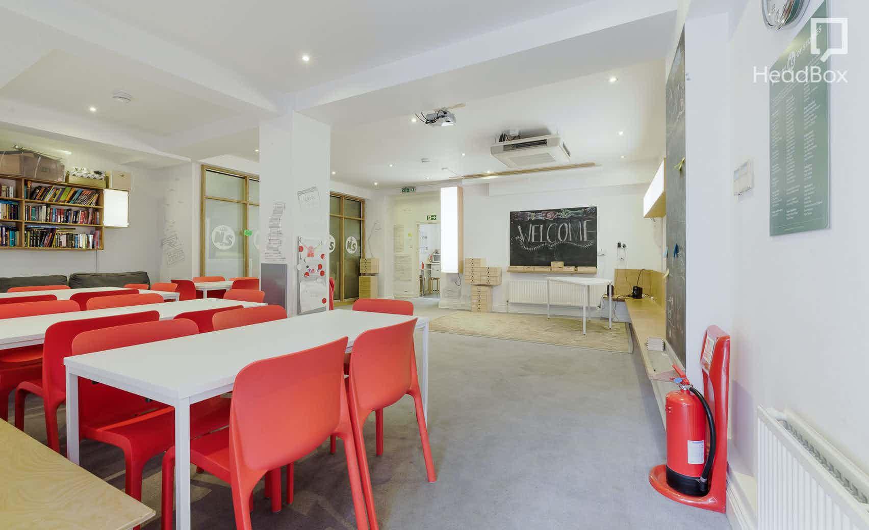Workshop & Meeting Room, Ministry of Stories