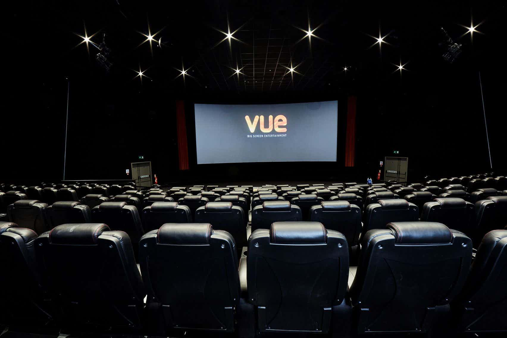 Vue Leicester Square - A London Cinema for Hire