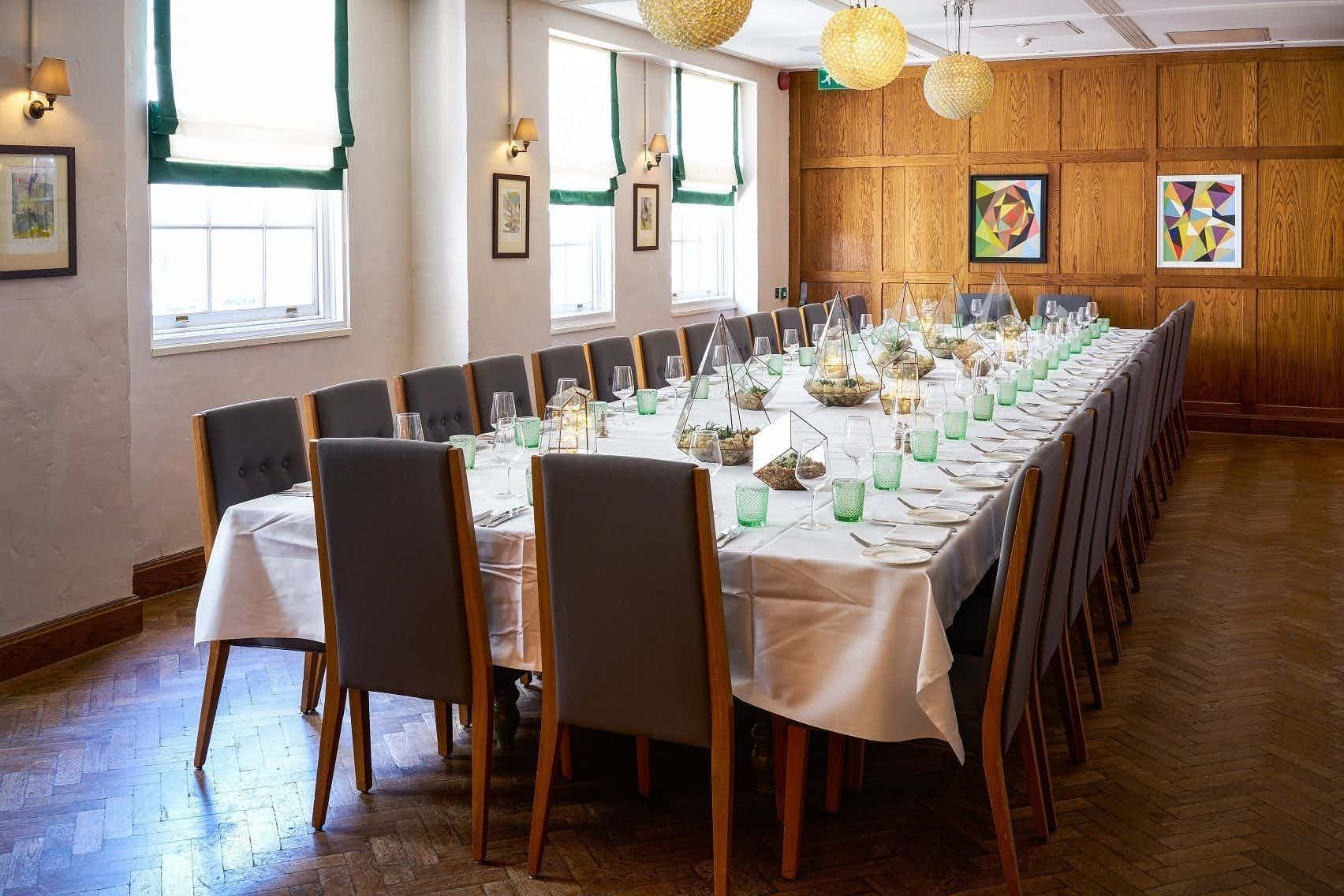 The Sir Roger Moore Room, Hush Mayfair