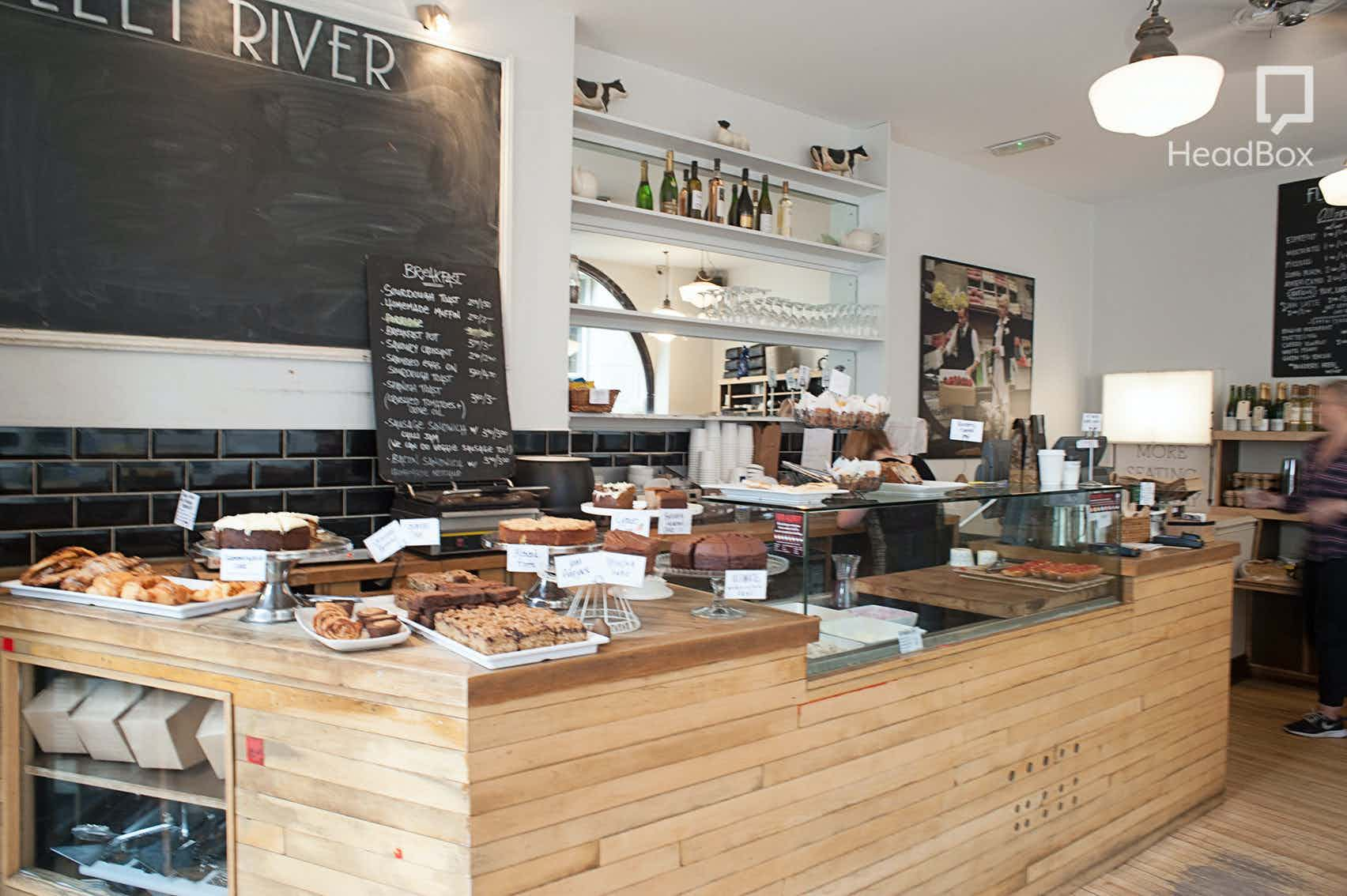 Exclusive hire, Fleet River Bakery