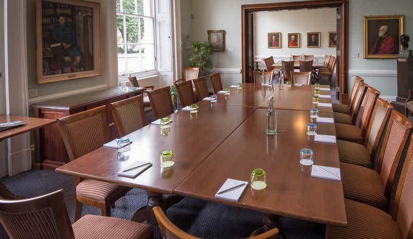 Cornwall Room, {10-11} Carlton House Terrace