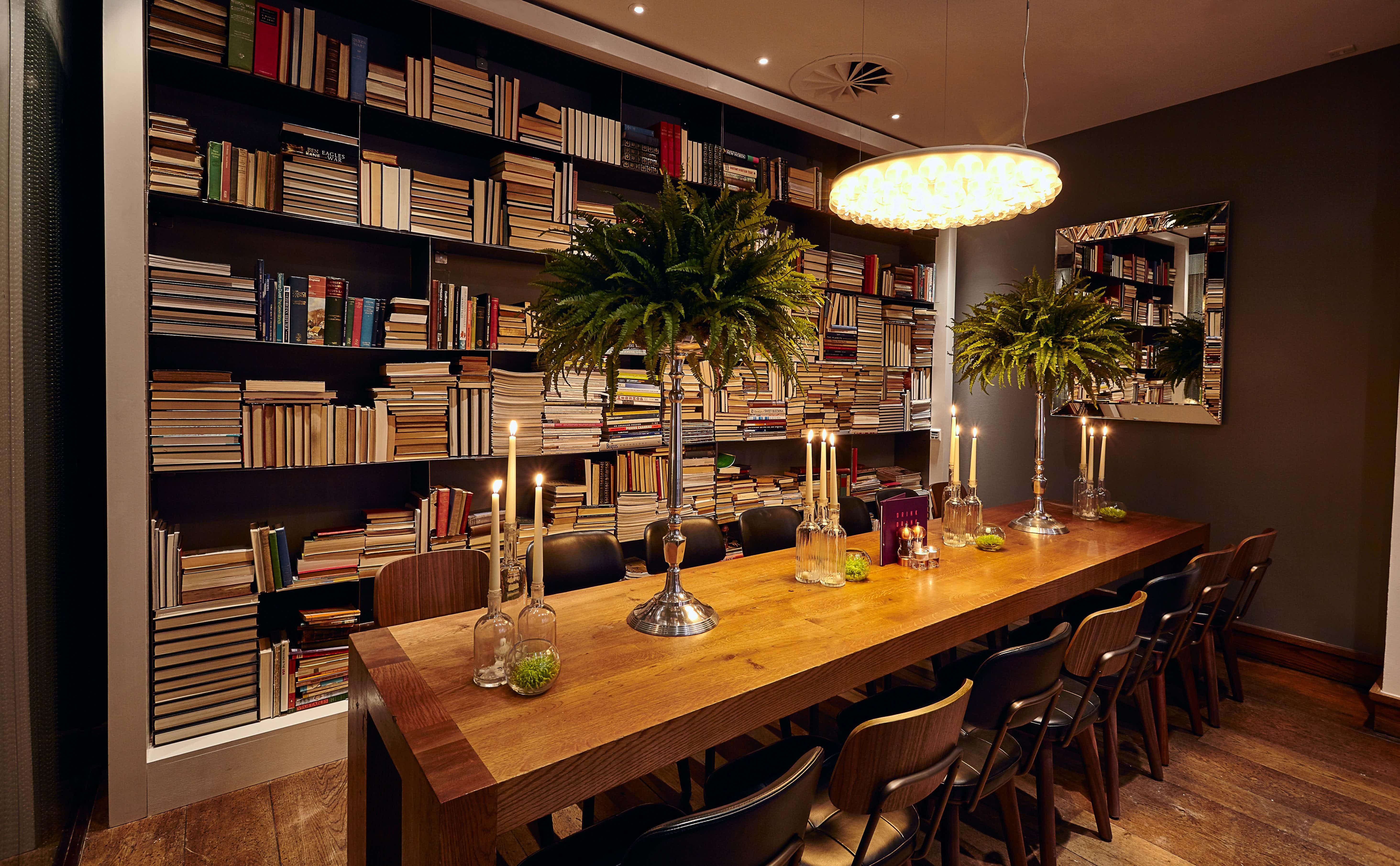 Library, Tigerlily