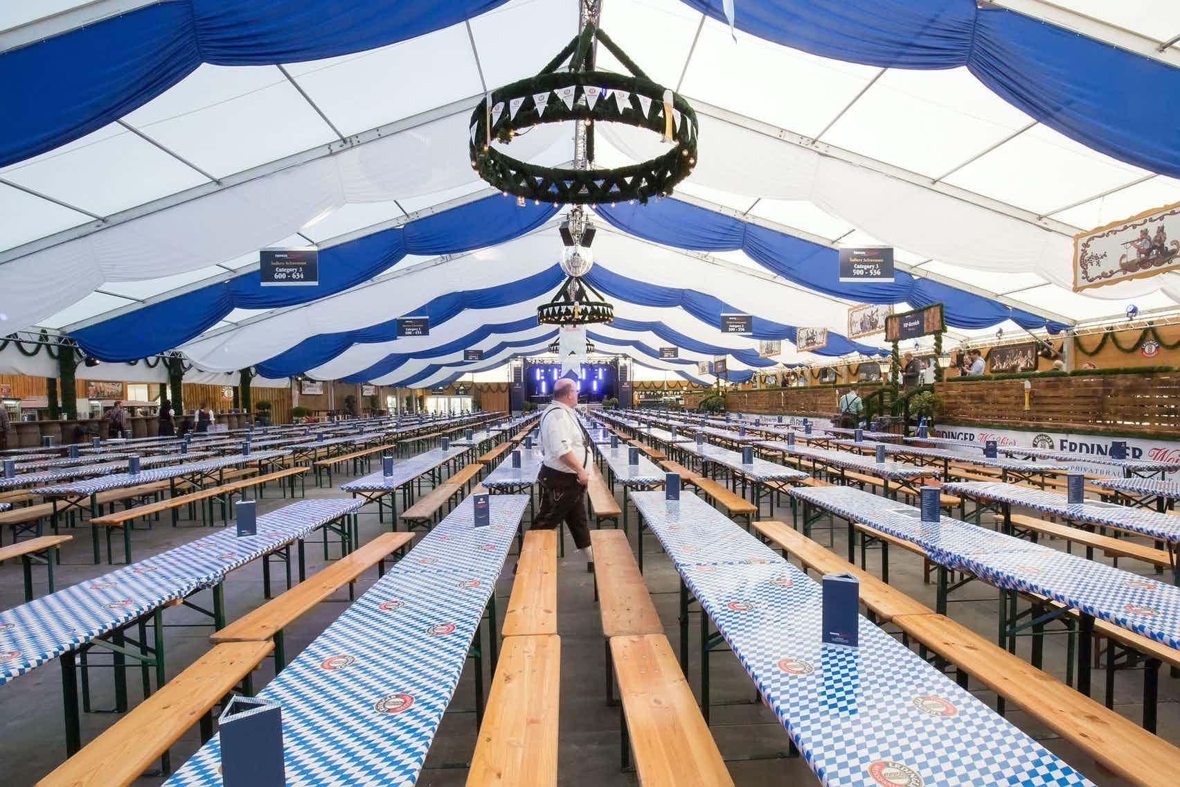 Erdinger Oktoberfest London, Queen Elizabeth Olympic Park / Stratford Waterfront