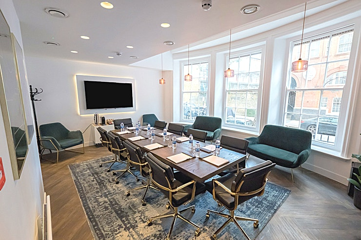 The Boardroom @ The Dome **Hire The Boardroom at 31 Draycott Avenue for one of the best options for meeting room hire London has to offer!** 
