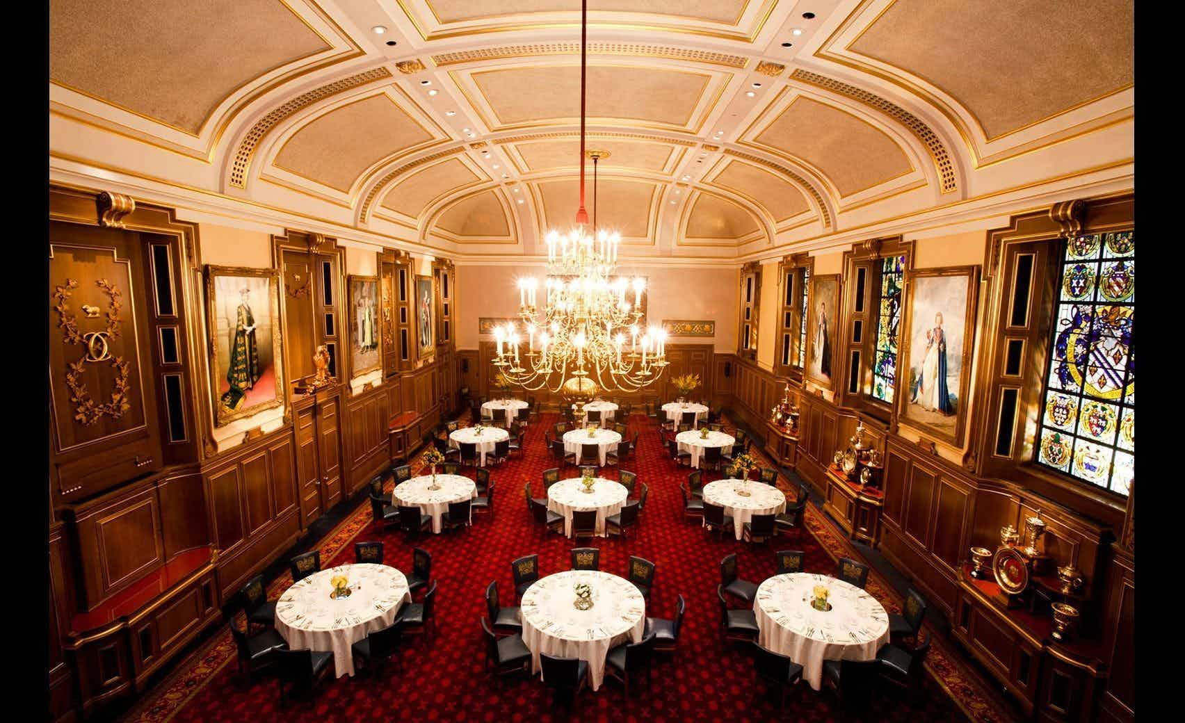 Christmas Parties, Clothworkers' Hall
