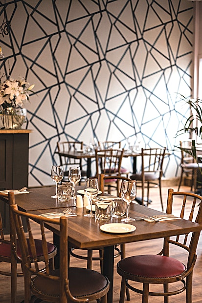 Private Dining Room  **Hire the Private Dining Room at New Chapter - the perfect venue to hire for private dining in Edinburgh.** 