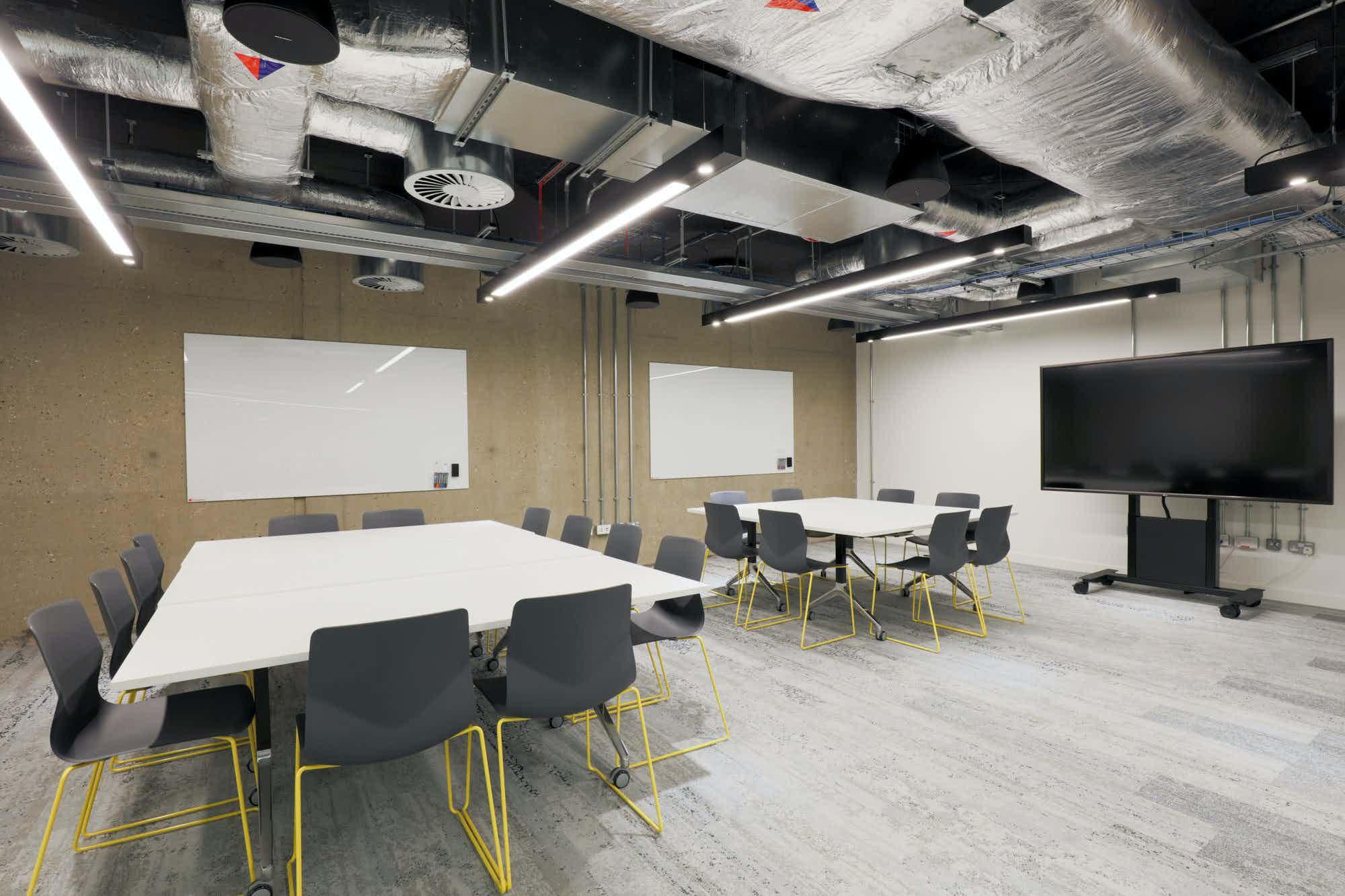 The Classroom, RocketSpace