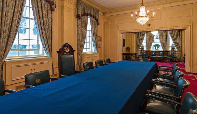 Court Room, Saddlers' Hall