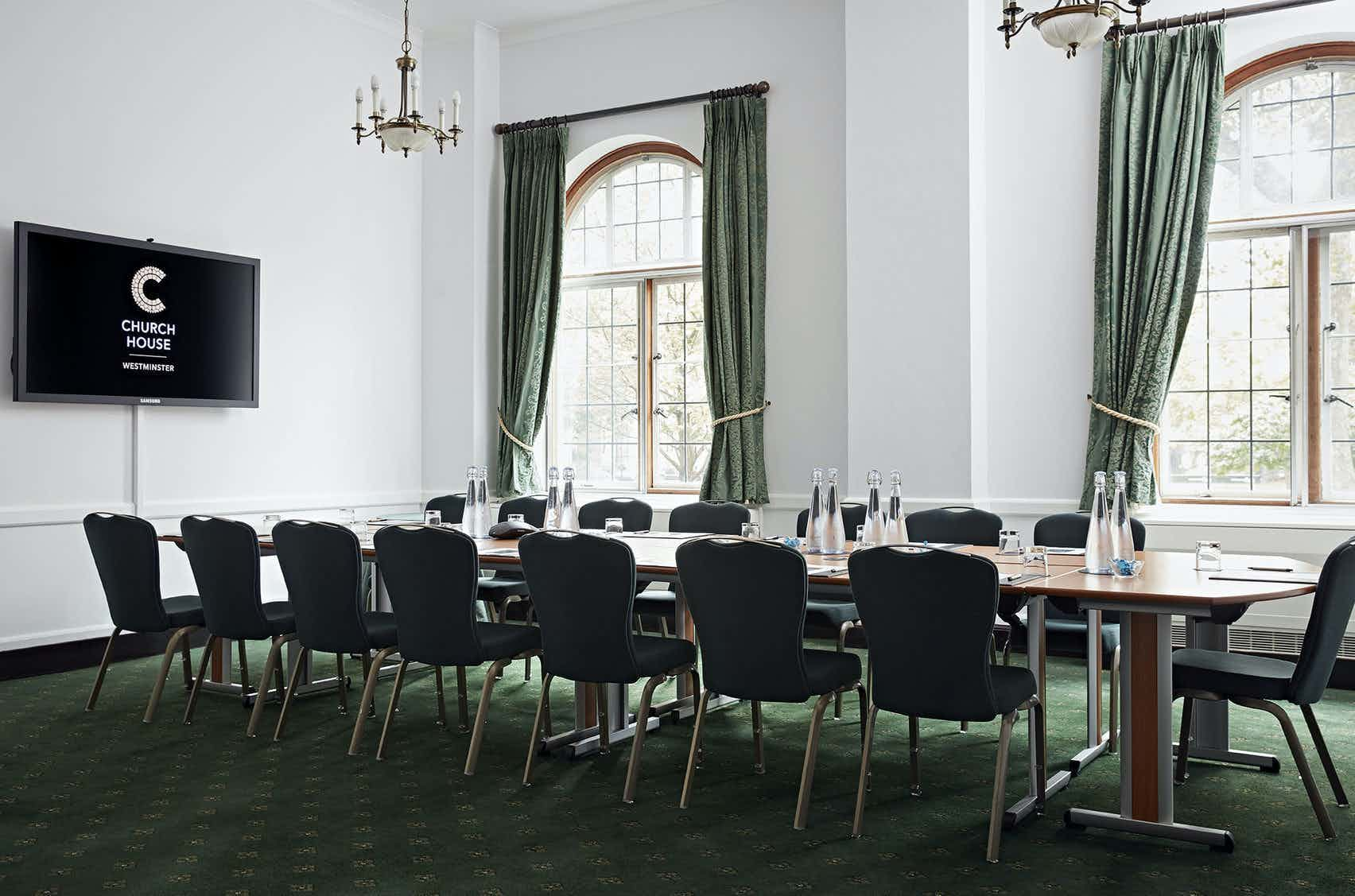 Westminster Room, Church House Westminster