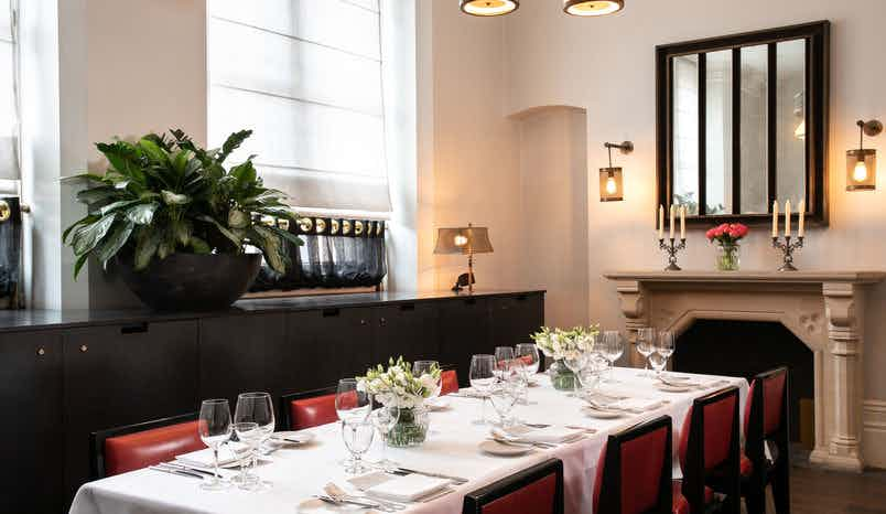 Private Dining Room , The Gilbert Scott