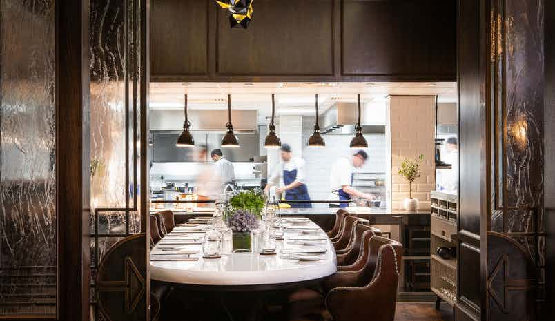 Chef's Table , Marcus