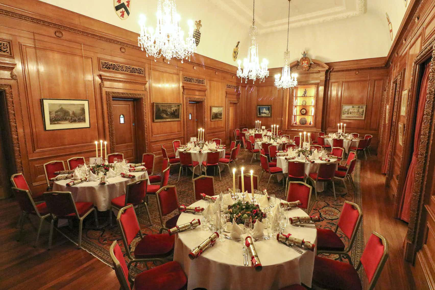 Christmas Parties at Brewers' Hall, Brewers' Hall