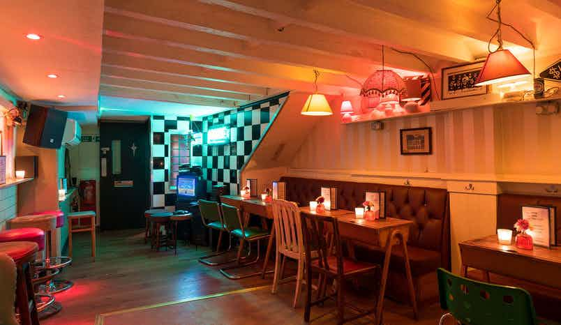 Function Room Hire, Simmons | Kings Cross