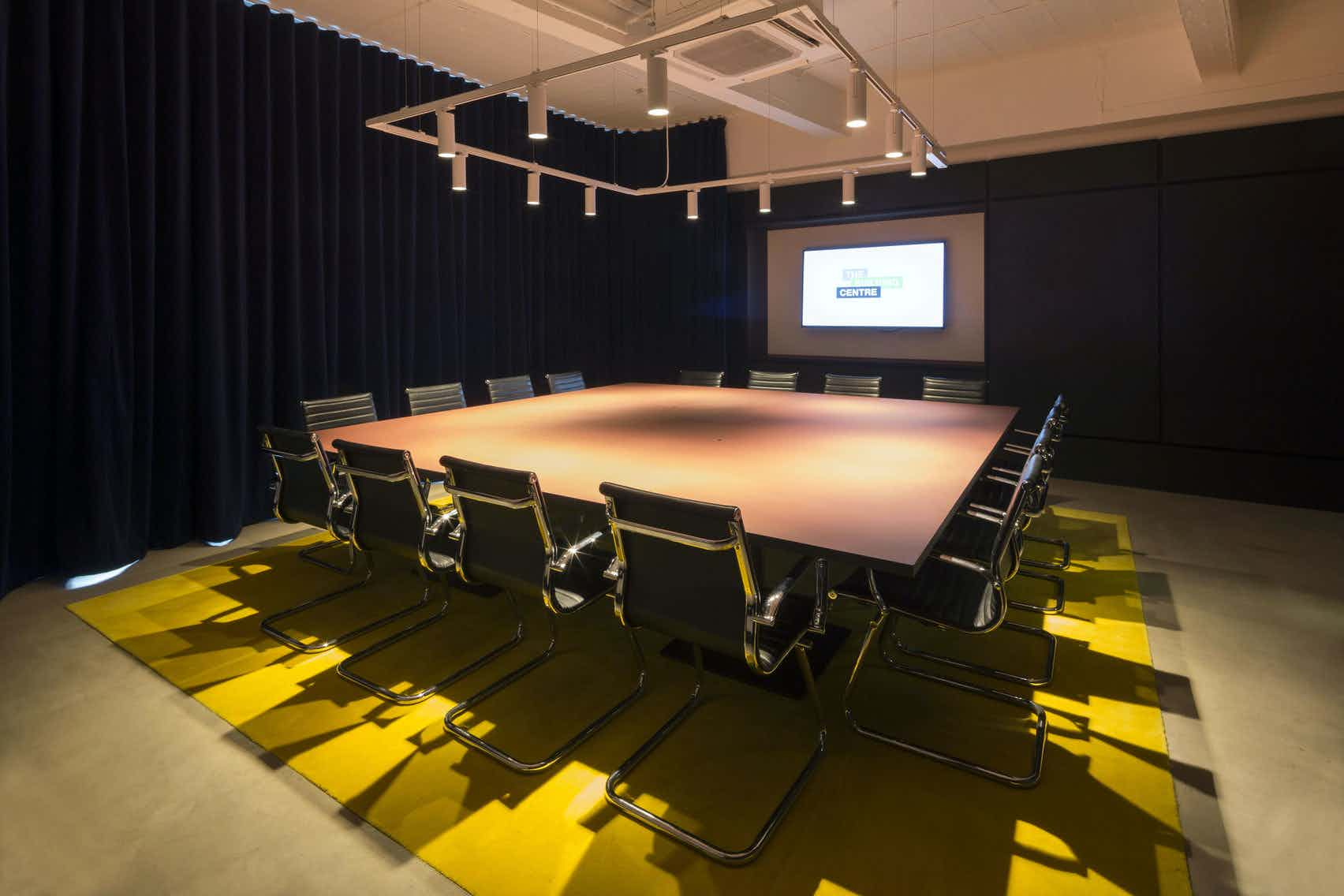 Evening Hire, Boardroom, The Building Centre