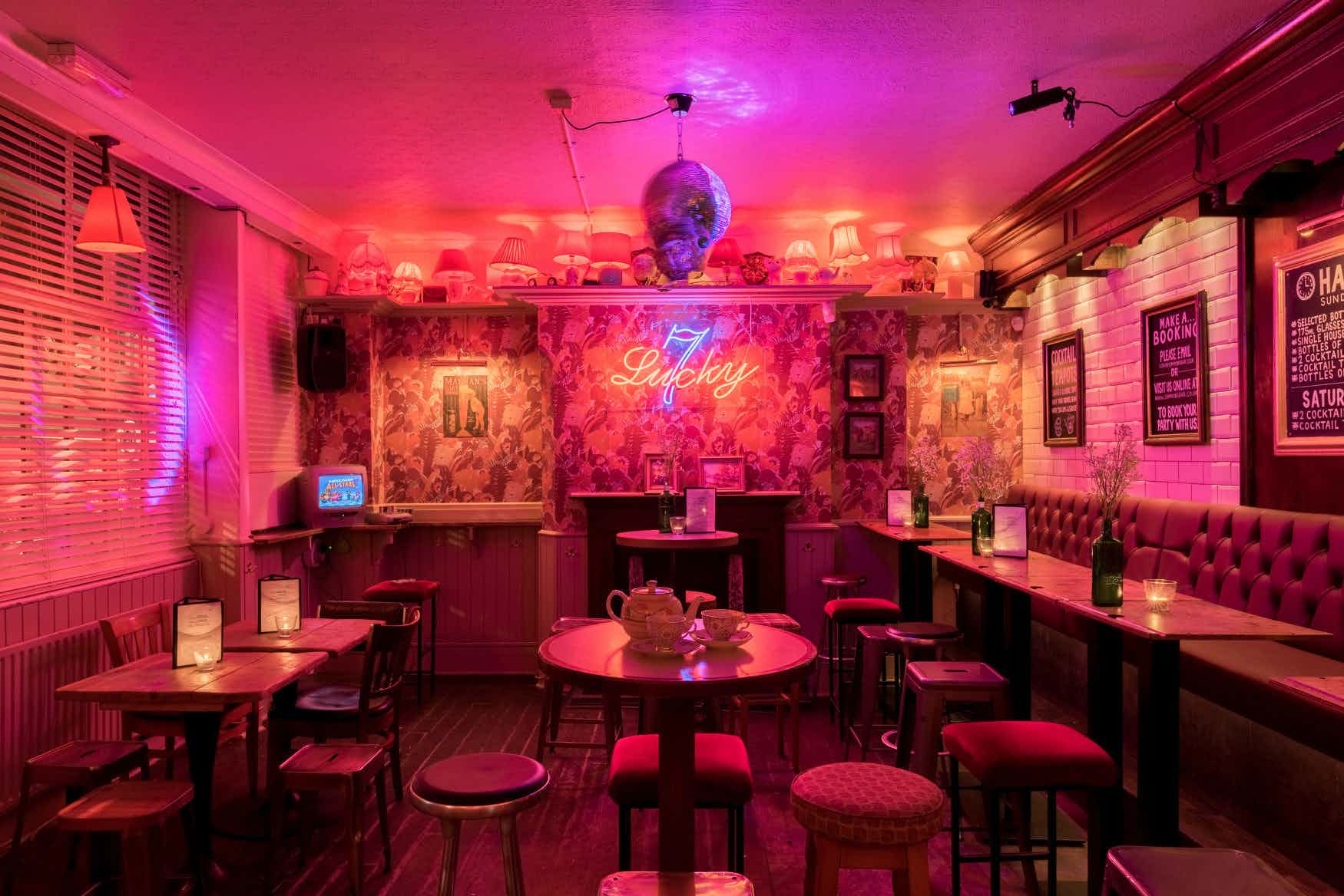 Full Venue Hire, Simmons | Soho