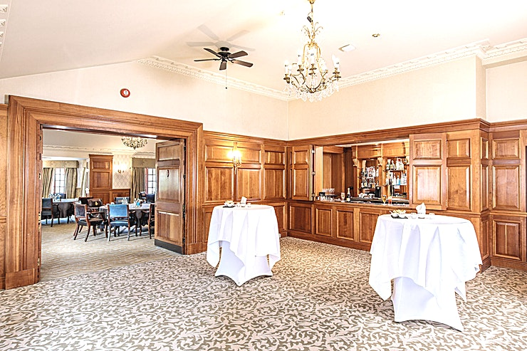 The Balmoral Suite **Hire The Balmoral Suite at Pennyhill Park for a fantastic countryside event space, just an hour outside of London**  Hire The Balmoral Suite, the largest function room at Pennyhill Park. The room