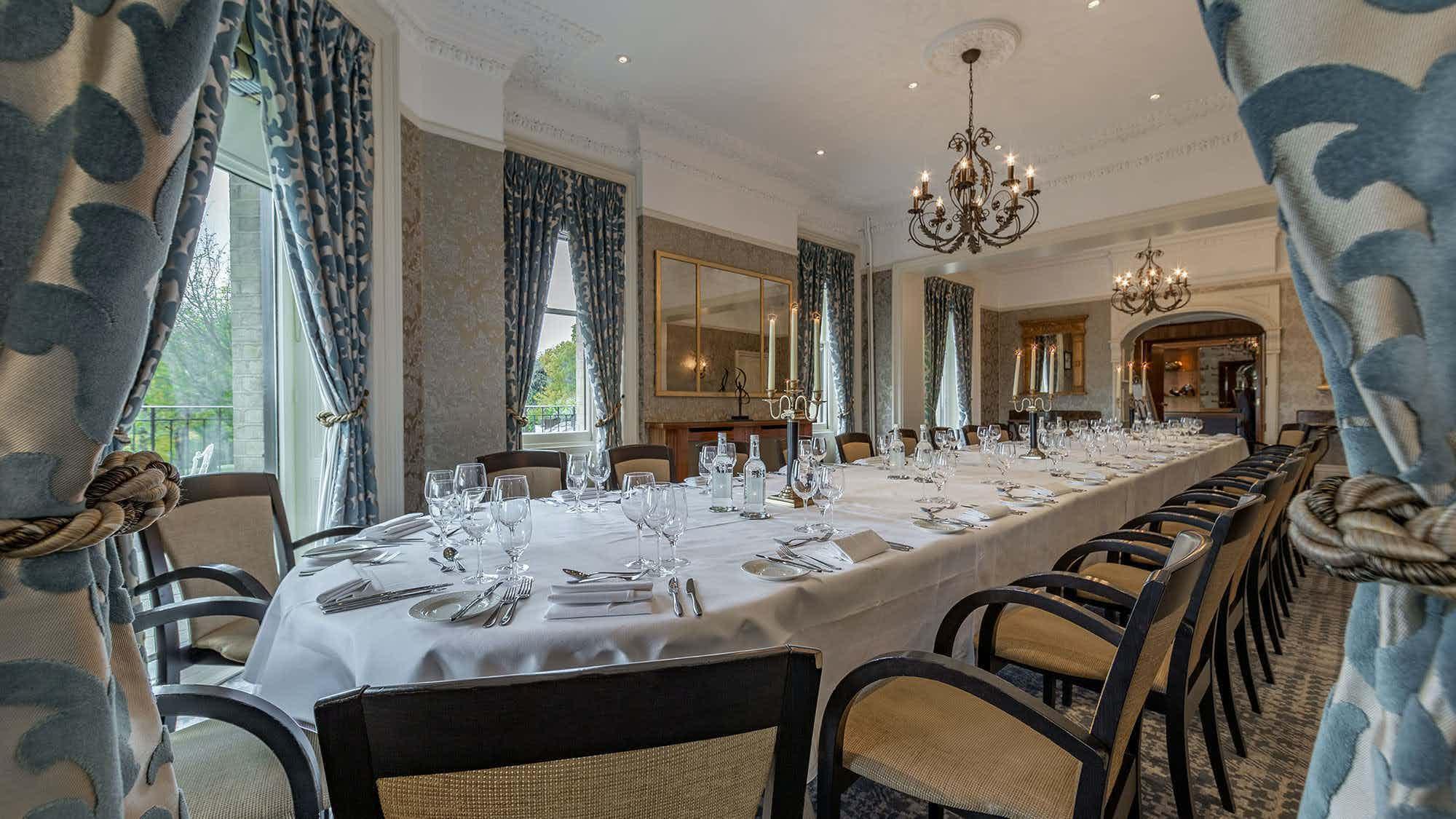 The Terrace Suite, The Petersham