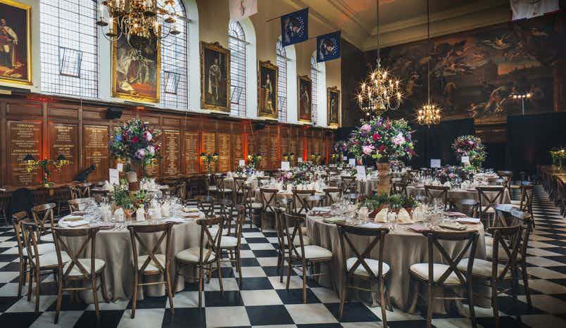 The Great Hall, Royal Hospital Chelsea
