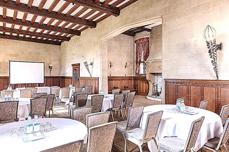 The Great Hall **Hire The Great Hall at Fanhams Hall for a fantastic venue hire in Hertfordshire**