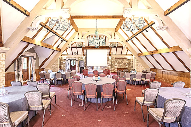 Dunstanville **Book Dunstanville Meeting Room at The Manor House for a fantastic venue hire in Chippenham**  Dunstanville Meeting Room at The Manor House is an impressive and breathtaking room. The Dunstanville