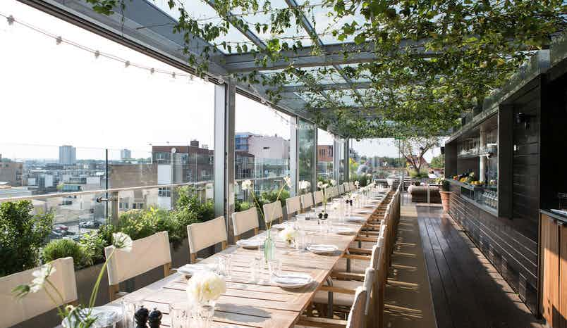 Boundary Rooftop, Boundary London