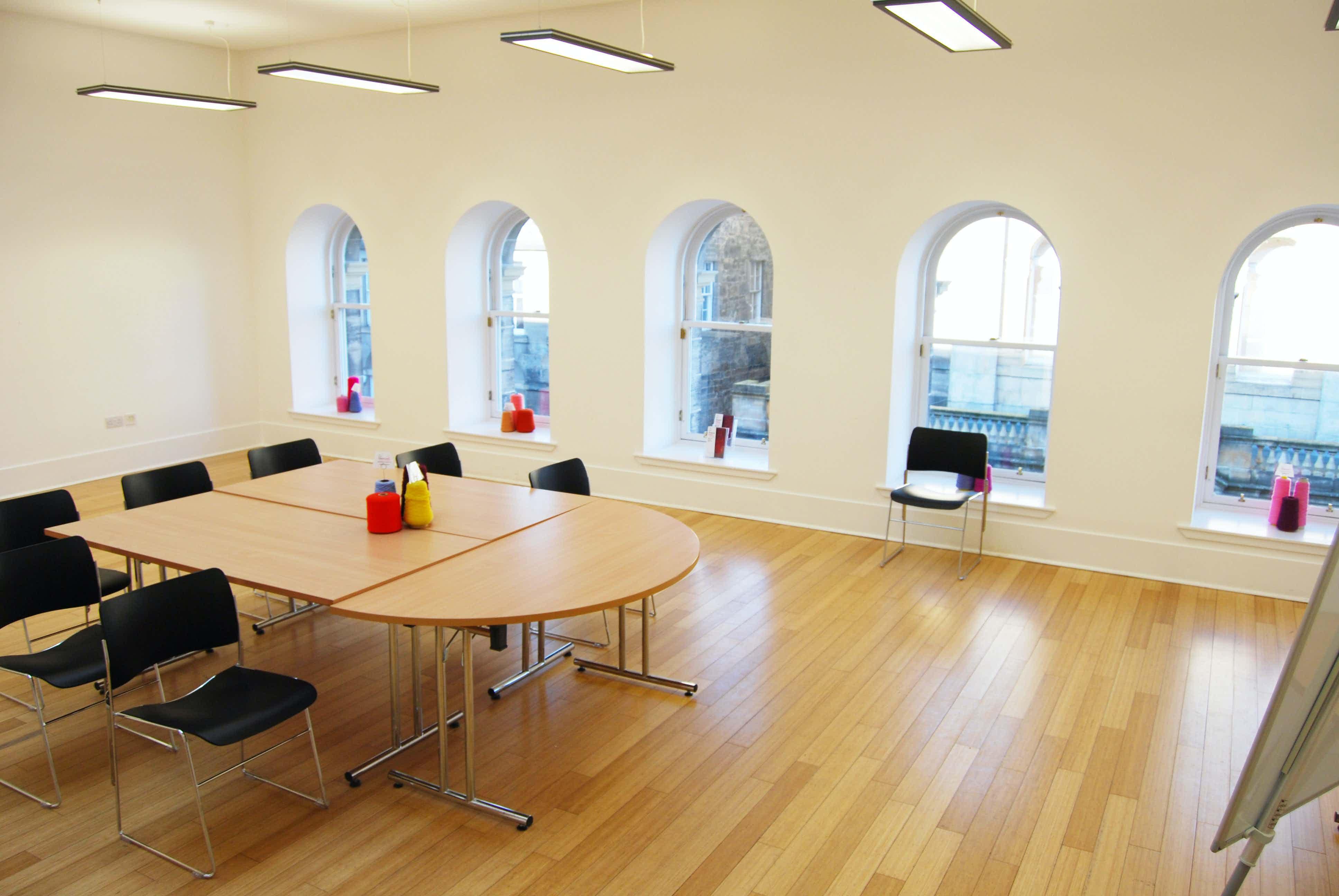 Meeting Room, Dovecot Studios