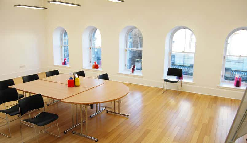 Meeting Room, Dovecot Studios