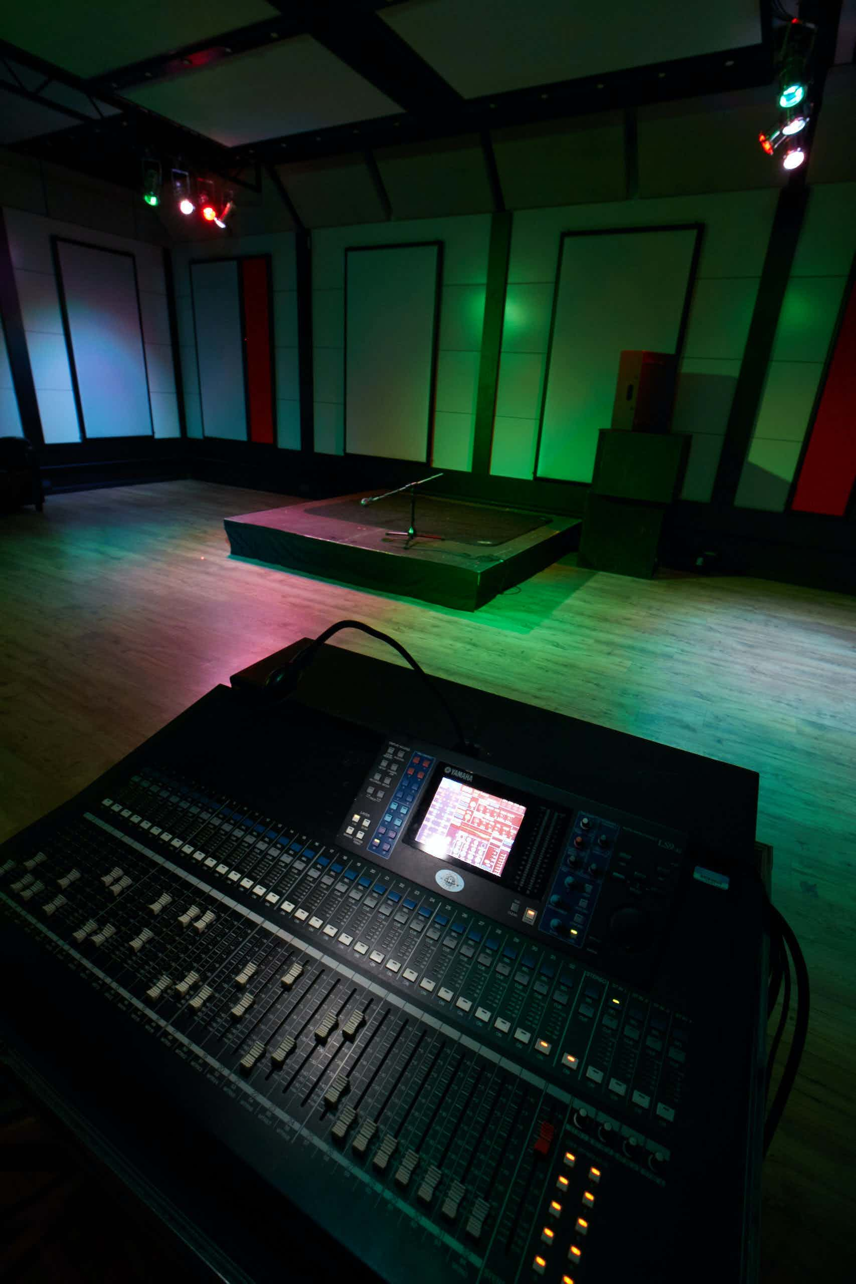 Studio A, Terminal Studios