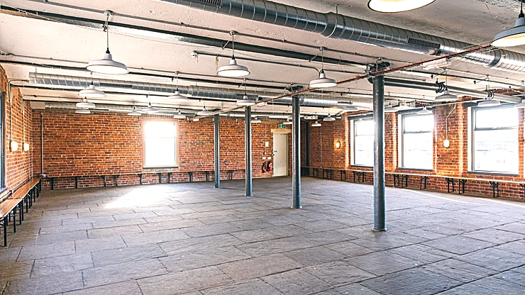 Chapter Hall **Hire the Chapter Hall at Northern Monk Refectory for a fantastic venue hire in Leeds**