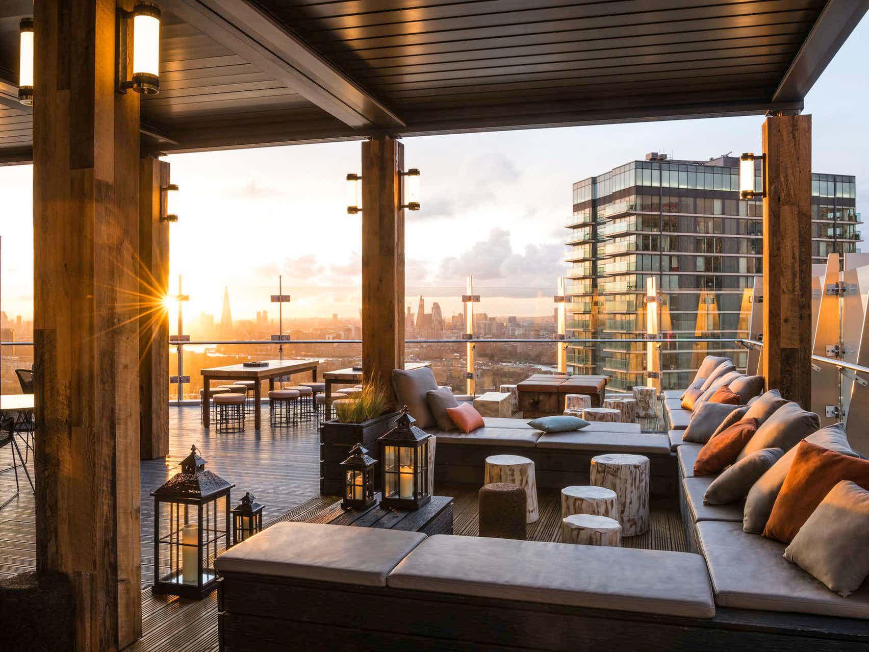 Bokan 39, Novotel London Canary Wharf