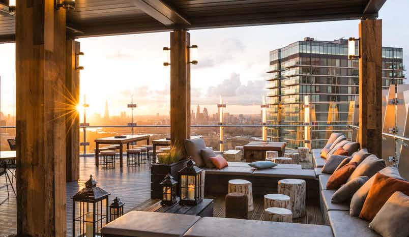 Bokan 39, Novotel London Canary Wharf