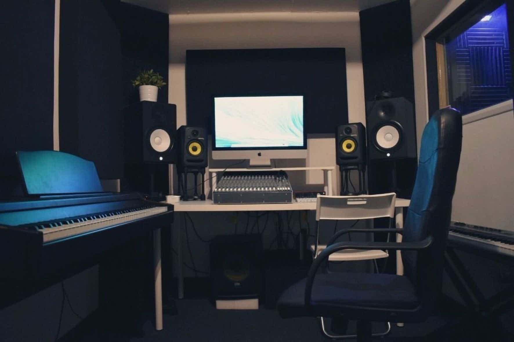 Music Recording Studio and Rehearsal Space, Market Square Building