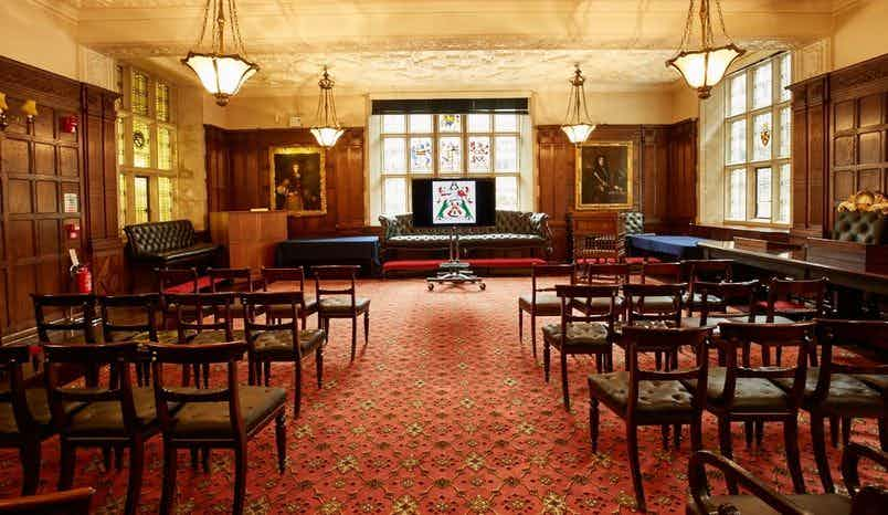 Court Room and Luncheon Room, Ironmongers Hall