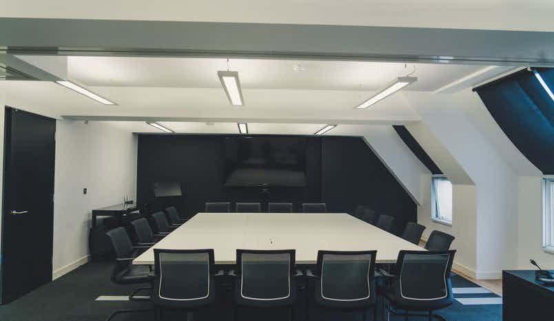 Boardroom at Film House, Campus Society