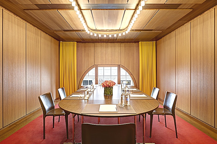 Nicols **All meetings and events at Hotel Café Royal are managed and organised by a dedicated team who are happy to advise on all aspects of creating a memorable and distinguished event.** 