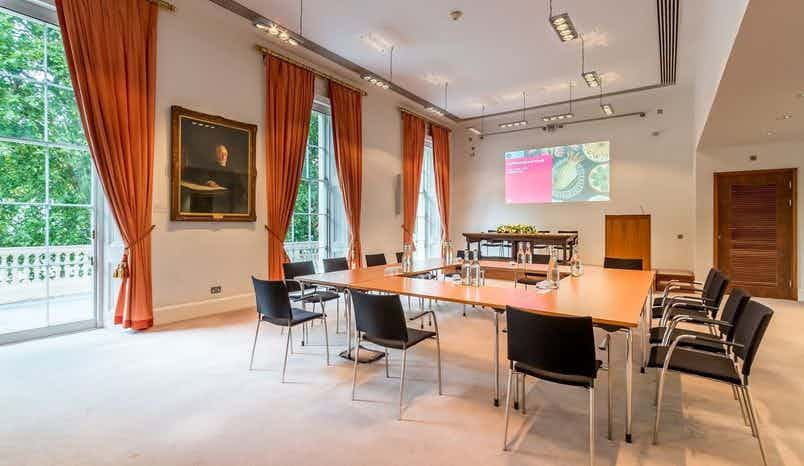 Conference room., The Royal Society