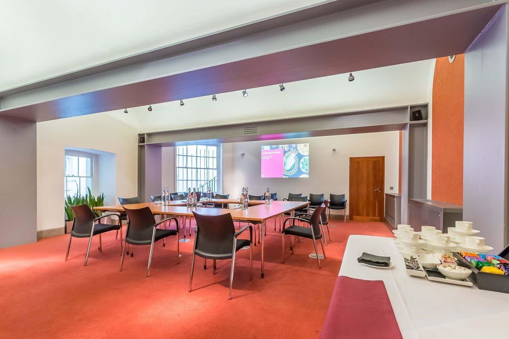 Brian Mercer Room., The Royal Society