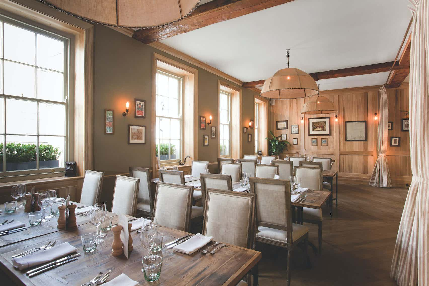 Front Dining Room, The Grazing Goat
