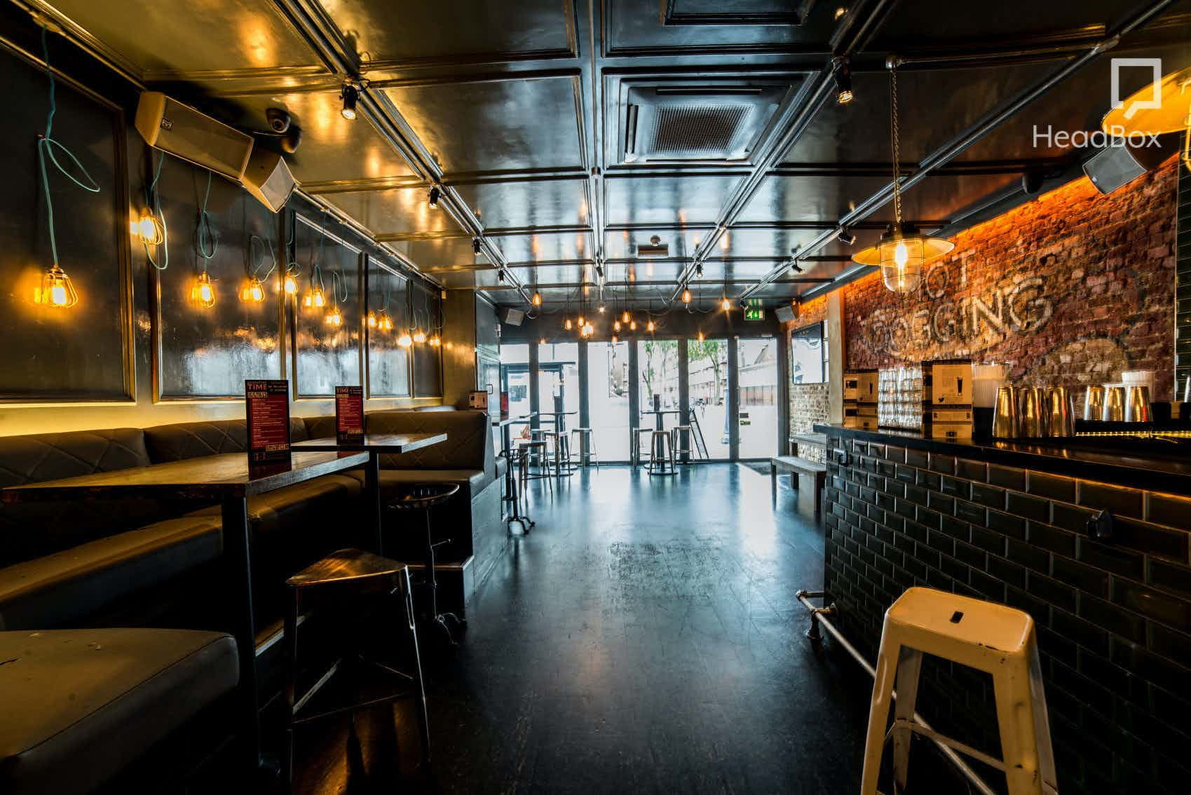Exclusive Venue Hire, Adventure Bar, Clapham High Street