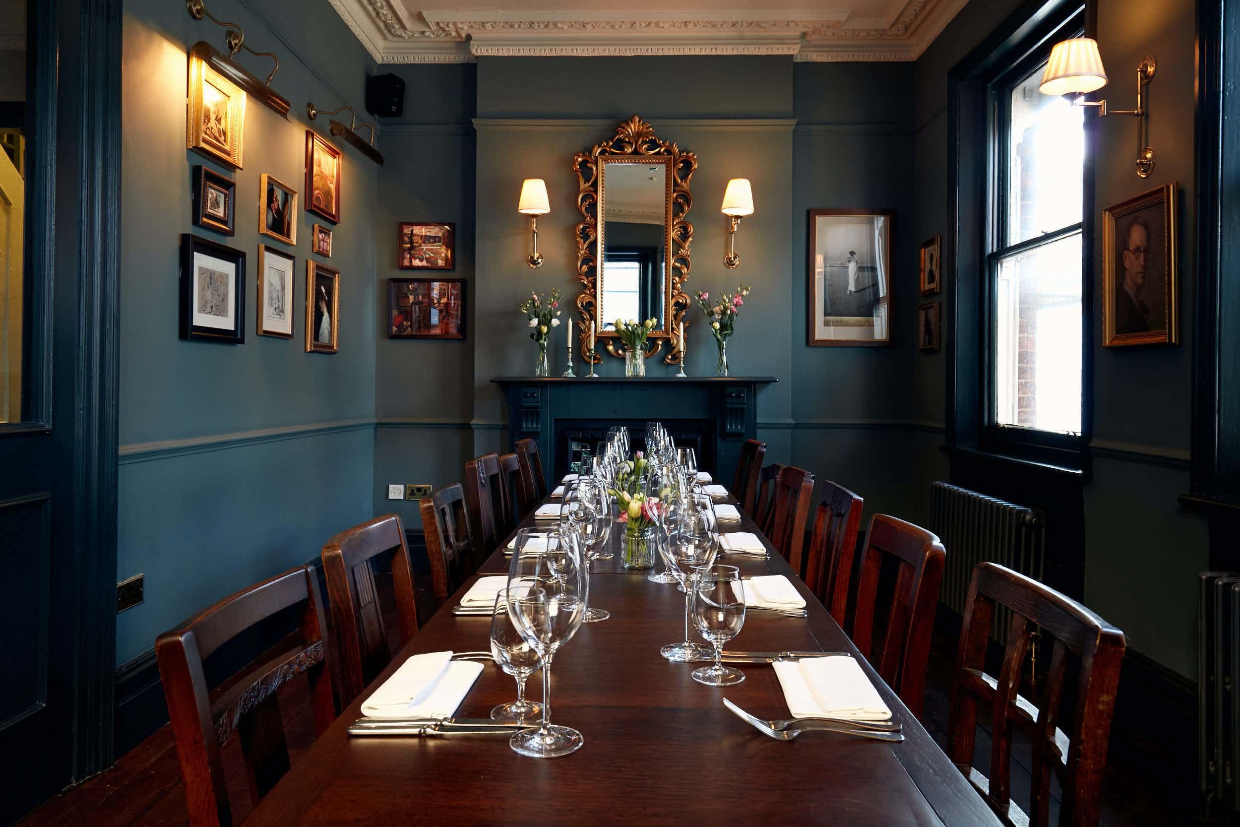 The Morrell Room, The Lady Ottoline