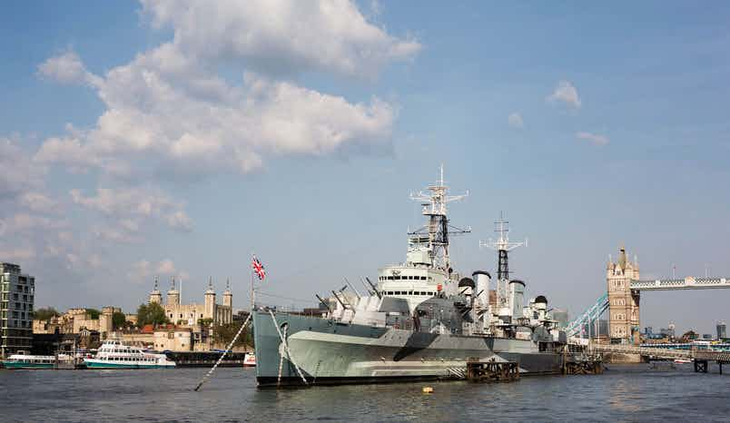 Venue Hire, HMS Belfast